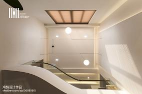 悠雅81平日式复式效果图欣赏家装装修案例效果图
