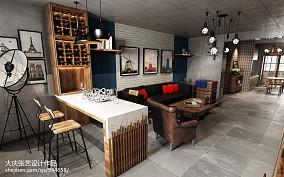 热门70平米二居客厅装修实景图片欣赏