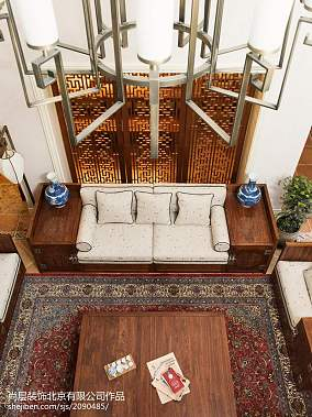 精选134平米混搭别墅休闲区实景图片别墅豪宅其他家装装修案例效果图