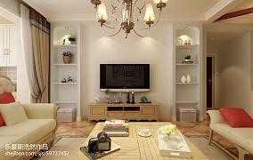 地中海风格一居室装修图片大全