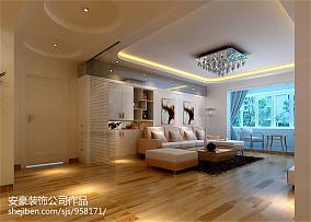 新中式风格家装榻榻米