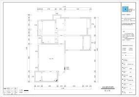 鸿鹄作品:◤安然若素◢【典雅花园】134㎡现代简约三居现代简约家装装修案例效果图