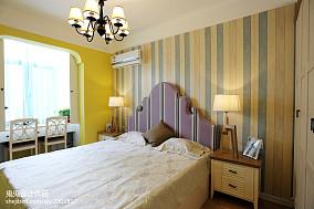 热门地中海二居书房装修设计效果图片大全