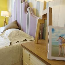 精选面积82平地中海二居卧室装修设计效果图片大全