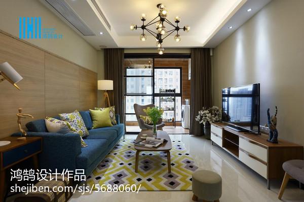 精选91平米三居客厅简约装修实景图客厅现代简约客厅设计图片赏析