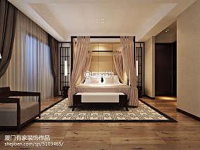 精美面积101平日式三居装修设计效果图片大全