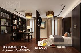现代中式沙发背景墙装修效果图大全2013图片