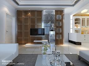 北欧风格两居室效果图欣赏大全