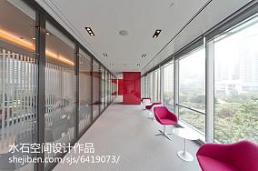 90平米两室一厅简装卧室效果图