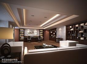 瓷砖客厅电视墙