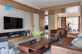 精选面积90平北欧三居客厅欣赏图片大全三居北欧极简家装装修案例效果图
