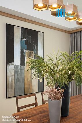 面积100平北欧三居客厅装修欣赏图家装装修案例效果图