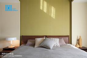 2018精选面积94平北欧三居卧室装修欣赏图片大全