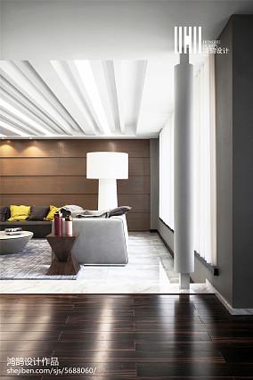 精选129平米四居客厅现代装修欣赏图片大全