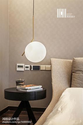 精美144平米四居卧室现代装修欣赏图片大全