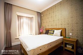 2018精选简欧三居客厅装饰图片欣赏121-150m²三居家装装修案例效果图