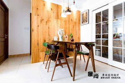 平日式三居实拍图厨房