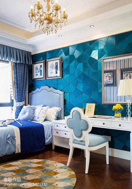 精选田园卧室装修图片客厅