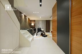 精美100平现代三居装修装饰图三居现代简约家装装修案例效果图