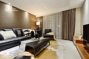 精选90平大小现代三居装修效果图片欣赏家装装修案例效果图