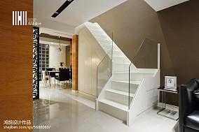 温馨86平现代三居设计案例三居现代简约家装装修案例效果图