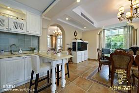 浪漫986平欧式别墅装饰图厨房2图欧式豪华设计图片赏析