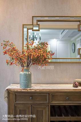 2018精选大小129平别墅客厅欧式效果图片欣赏家装装修案例效果图