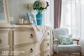 精美面积116平别墅卧室欧式装修图片大全家装装修案例效果图