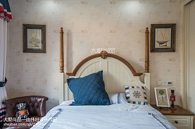 135平米欧式别墅儿童房欣赏图别墅豪宅欧式豪华家装装修案例效果图