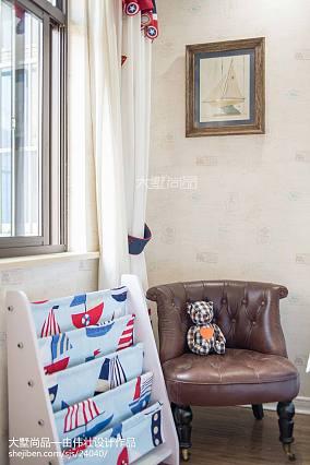 精选125平米欧式别墅儿童房装修图片别墅豪宅欧式豪华家装装修案例效果图