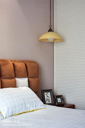 大气115平美式三居卧室设计图三居美式经典家装装修案例效果图