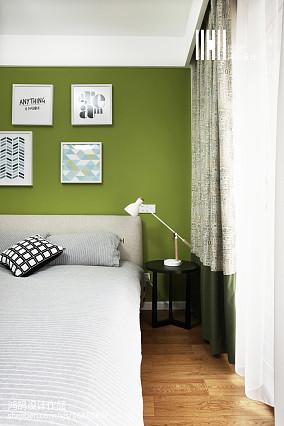 典雅51平现代复式装饰美图复式现代简约家装装修案例效果图