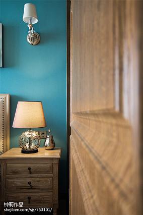精美大小141平别墅卧室混搭装修欣赏图