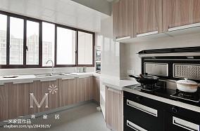 2018精选79平米二居厨房现代装修欣赏图片