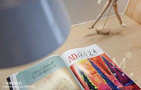精选73平米二居书房现代效果图片欣赏