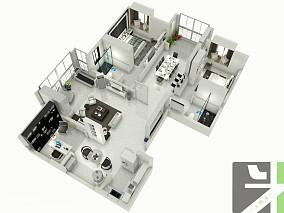 复式楼房设计图