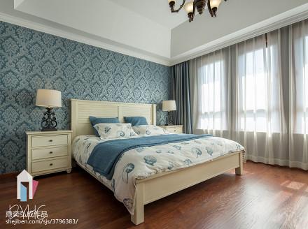 优美473平美式别墅装修装饰图