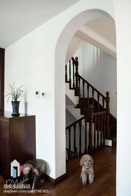 温馨413平美式别墅装修设计图