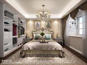 欧式风格两室两厅欧式门装修效果图