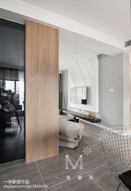 浪漫116平混搭三居客厅装修效果图客厅