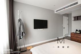精美混搭三居卧室装修效果图片欣赏