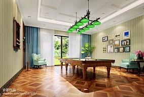 新古典小区客厅