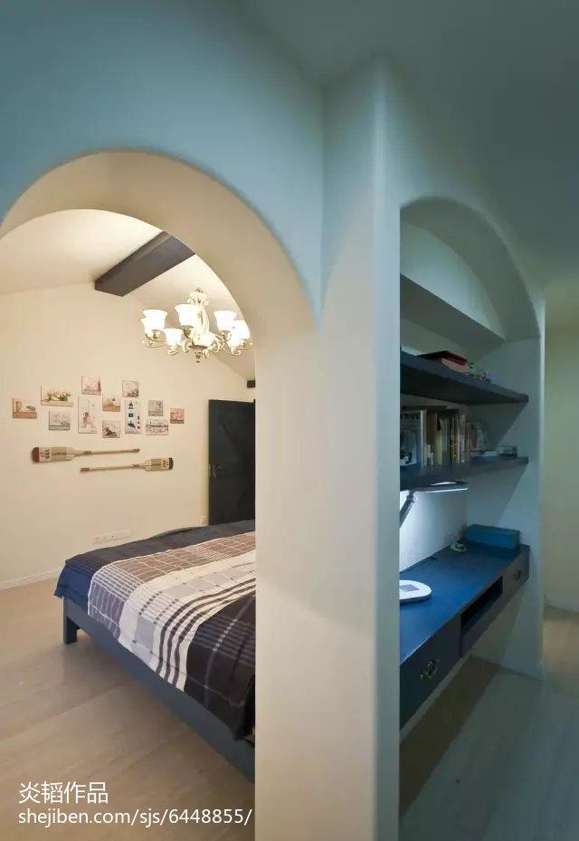 地中海卧室门