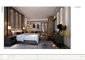 热门中式二居卧室装饰图