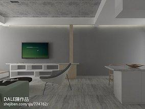 2018二居客厅装修设计效果图
