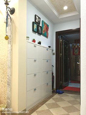 北欧风格小别墅楼梯间装修设计