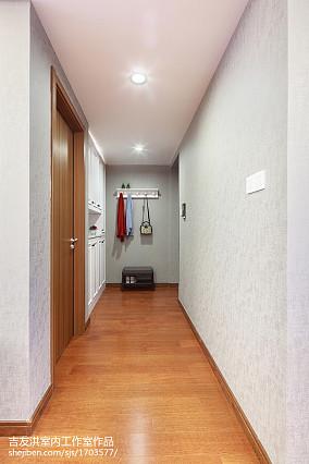 家装现代风格玄关效果图装修