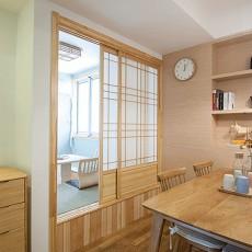 优雅79平日式二居休闲区设计案例