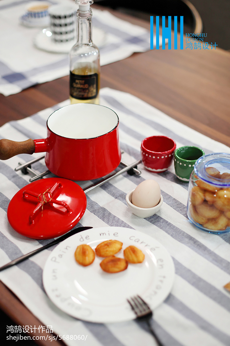 精选二居餐厅北欧实景图片厨房北欧极简餐厅设计图片赏析