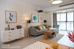 现代风格日式客厅